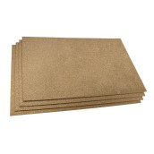 """Cork Insulating Underlayment (24"""" x 36"""" x 6mm) Pack of 4 Sheets"""