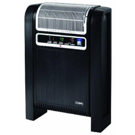 Cyclonic Ceramic Heater with Fresh Air Ionizer and Remote Control
