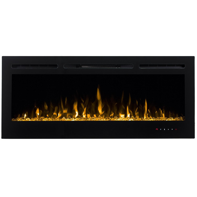Regal Flame Lexington 35 Multi-Color Built-in Ventless Recessed Wall Mounted Electric Fireplace Better than Wood Fireplaces, Gas Logs, Inserts, Log Sets, Gas, Space Heaters, Propane