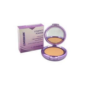 Compact Powder Waterproof - # 1A - Oily-Acneic Skin by Covermark for Women - 0.35 oz Powder